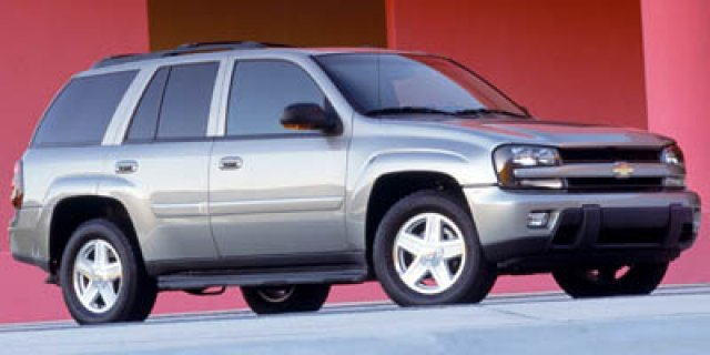 Pre-Owned 2005 Chevrolet TrailBlazer LS