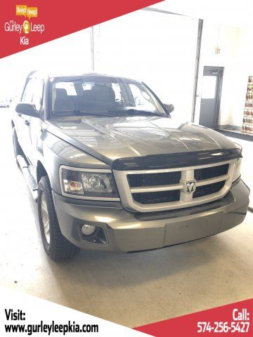 Pre-Owned 2010 Dodge Dakota Bighorn/Lonestar