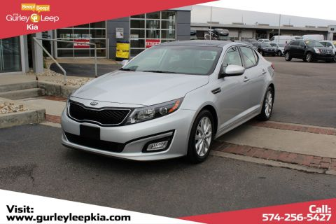 Certified Pre-Owned 2015 Kia Optima EX